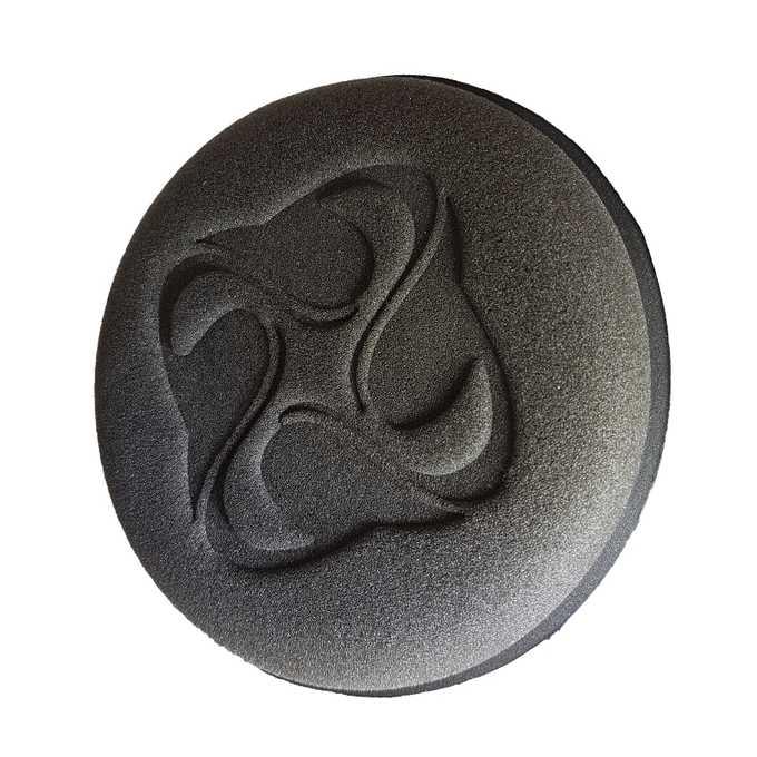 liquid elements black sponge applicator mi kki delikatny aplikator do wosku sklep glossfactory. Black Bedroom Furniture Sets. Home Design Ideas